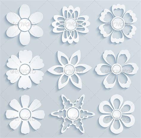 flower design templates 5 daisy flower templates free psd vector ai eps