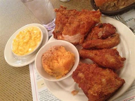Hartville Kitchen Menu by Chicken Sweet Potato Casserole And Macaroni And Cheese