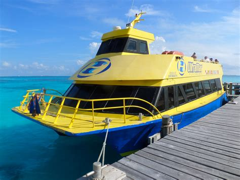 catamaran ultramar cancun snorkeling and zip lining at garrafon natural reef park