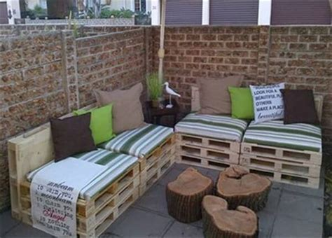 Best Pallet Patio Furniture For Your Home Pallet How To Build Pallet Patio Furniture