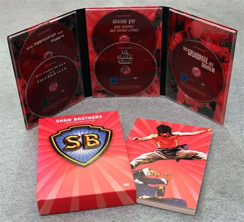 Shaw Brothers Collection 1 Koch Media Shaw Scope Shaw Brothers Collection Vol 1 Koch Media Asia