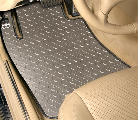 Plate Floor Mats by Intro Tech Plate Floor Mats Free Shipping
