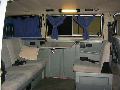 interior vanagon hacks mods vanagonhackscom