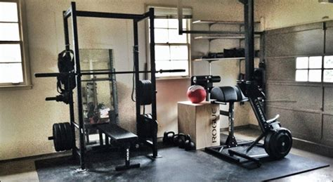 top 10 equipment items for a crossfit garage