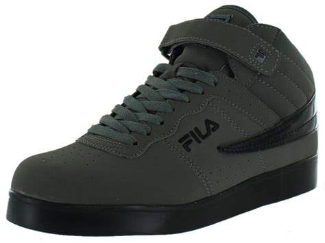 fila high top sneakers fila f 13 lite men s shoes casual sneakers trainers gray