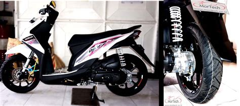 Shockbreaker Belakang Vario 125 Pro Z Merah shockbreaker shock breaker yss pro z mio gt 30 cm