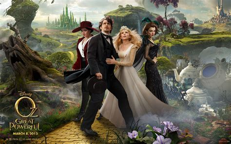 Watch Oz Great Powerful 2013 Oz The Great And Powerful 2013 Artwork