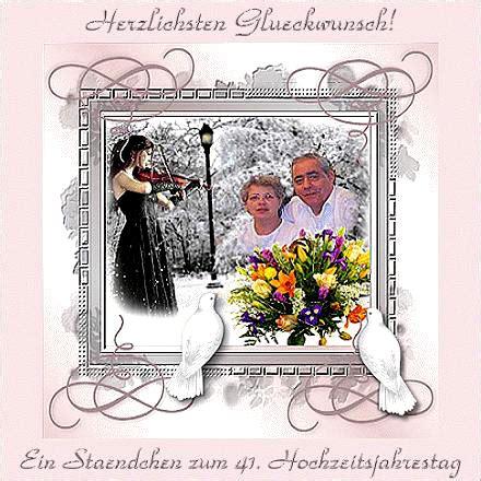 Hochzeit 41 Jahre by Besondere Geschenke Und Erinnerungen