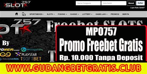 mpo promo freebet gratis rp   deposit gudangbetgratis