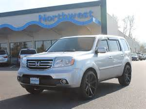 Honda Pilot 2014 For Sale 2014 Honda Pilot For Sale Near Marysville Northwest Honda