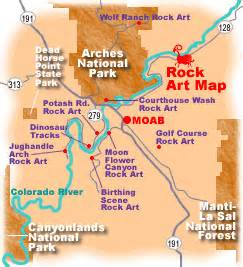 Dead State Map by Things To Do In Moab Ut Moab Hotels Near National Parks
