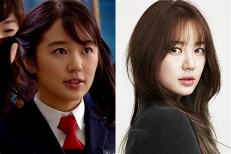 film drama yoon eun hye here s the main cast of quot goong quot then and now soompi