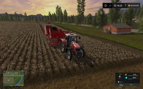 Ls For by Grimme Se260 With Halum Separation V1 Ls17 Farming