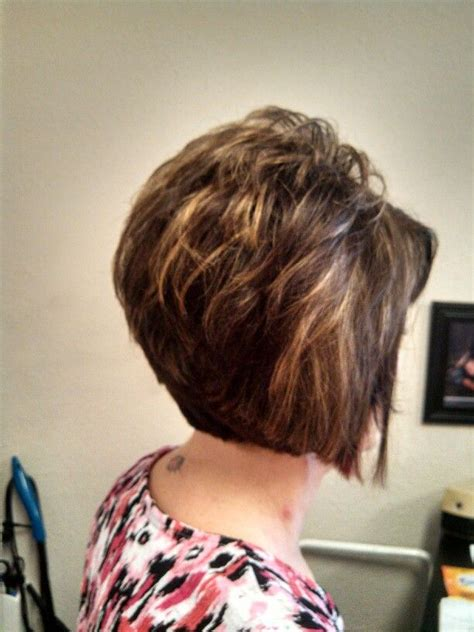 short bob styles with a subtle stacking 176 best images about short hair on pinterest