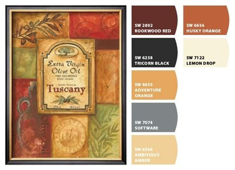 best 10 tuscan paint colors ideas on