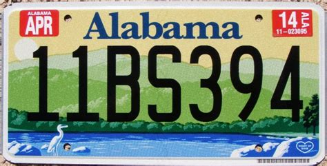 Alabama Vanity Plates by Mgdreambig Hit The Road Ciekawostki Usa Na