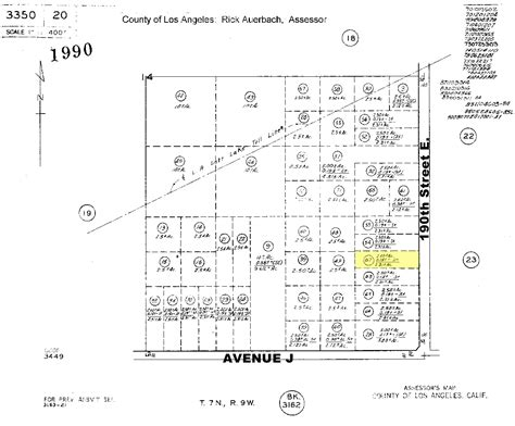 la county assessor map lancaster land for sale in california lancaster california