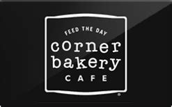Corner Bakery Gift Card Promotion - buy corner bakery cafe gift cards raise