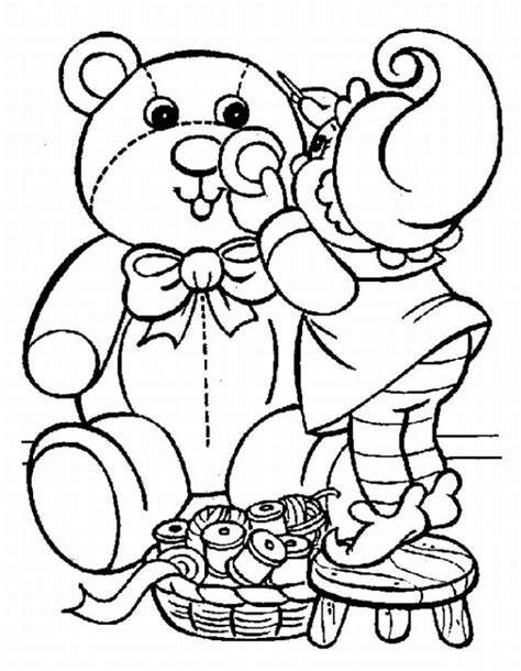 christmas kids coloring pages