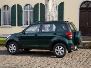 Daihatsu Terios 2008 Daihatsu Terios Quot Pirsch Quot 2008