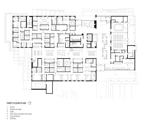 construction house plans community college of denver confluence building bora