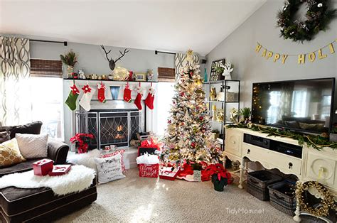decor tip create the christmas mood at home
