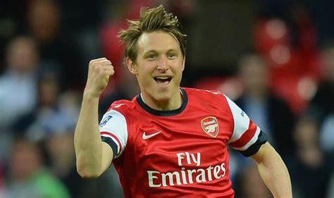 Damos Festivale Arsenal Legends kallstrom discusses his loan spell at arsenal