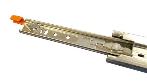 heavy duty drawer rollers 227kg locking drawer slide heavy duty
