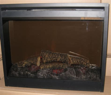 Dimplex 26 Electric Fireplace Insert by Dimplex 26in Electric Fireplace Insert With Trim No