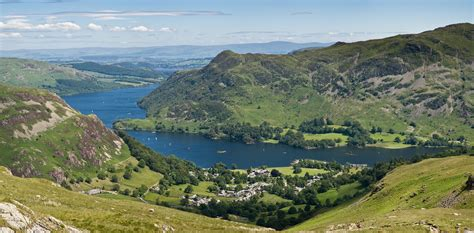 The Place Ullswater File Glenridding Cumbria June 2009 Jpg