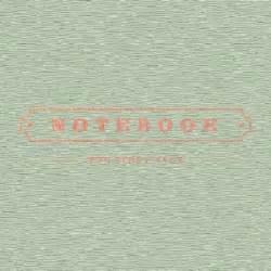 Park Kyung Block B Notebook block b albums singles blockb