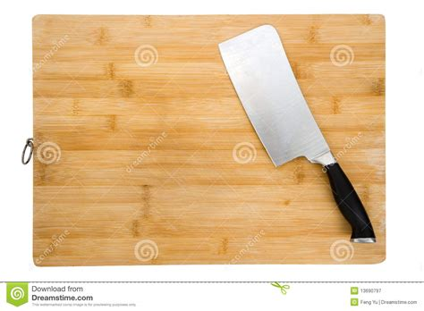 kitchen cutting knives kitchen knives stock cutting board and kitchen knife royalty free stock