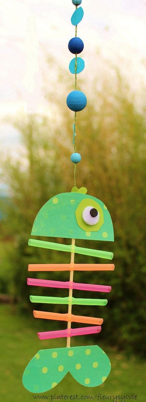 best 20 fish crafts ideas on