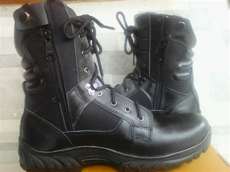 Sepatu Merk Tni harga sepatu pdh tni polri dan security merk b2r update