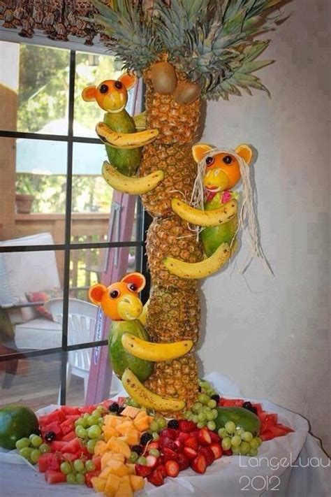 fruit table ideas