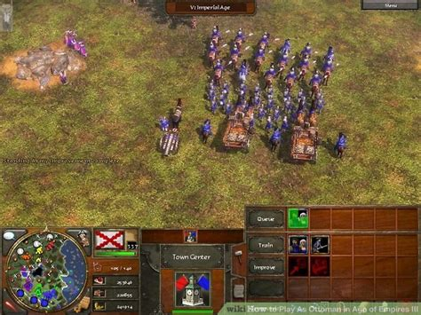Age Of Empires 3 Ottomans How To Play As Ottoman In Age Of Empires Iii With Pictures
