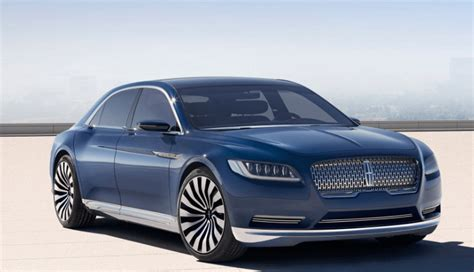 2020 lincoln town 2020 lincoln town car price concept release date sedan