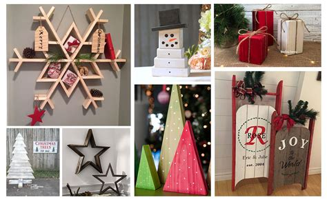 easy christmas woodworking projects  ideas