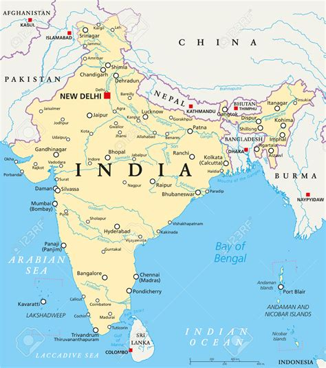 indian currents map current events of india april 2017