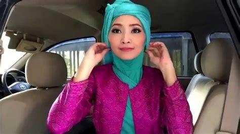 tutorial sanggul pramugari youtube easy hijab tutorial 27 repackage ala pramugari emirates