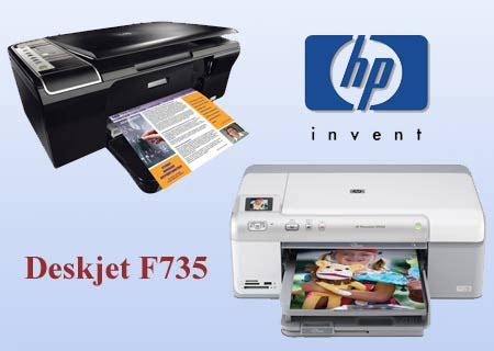 Printer Hp F735 hp deskjet ink advantage f735 all in one printer launched in india techshout