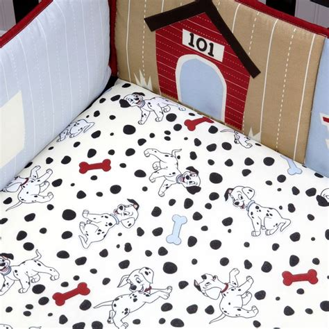 101 Dalmatians Comforter by 101 Dalmatians Crib Bedding Set 5 That Parent