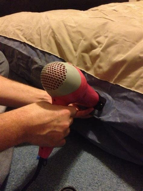 How To Up A Air Mattress Without A by This Hack Makes It Easy To Inflate An Air Mattress Without