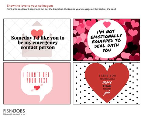 what do on valentines day s cards for your work crush career advice