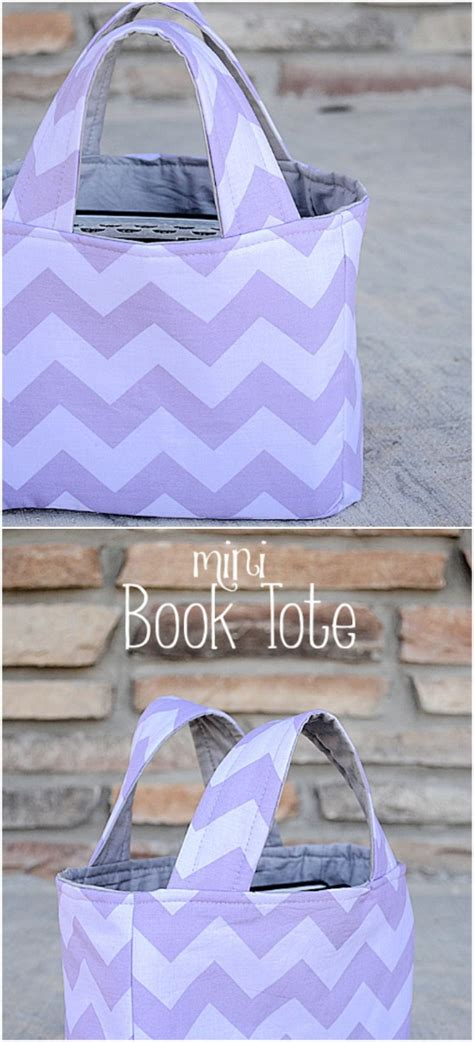 Handmade Bag Ideas - 50 beautiful diy tote bags with free patterns for you