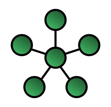 network layout star star network wikipedia