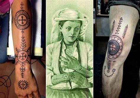 croatian tattoo designs 55 best traditional croatian tattoos images on