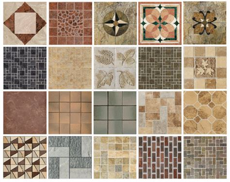 kitchen tile design patterns amazing tiles floor collection for kitchen and bathroom