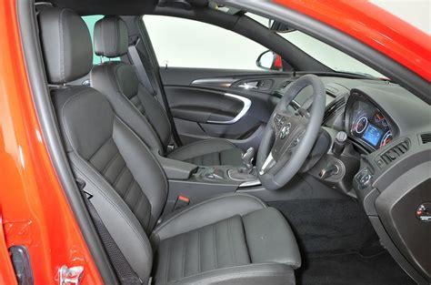 vauxhall insignia interior vauxhall insignia performance autocar