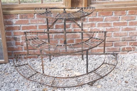 Plant Rack by Mcintosh Cottage Antiques The Plant Stands